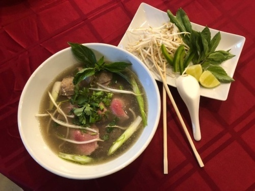 Beef Noodle Soup - Phở